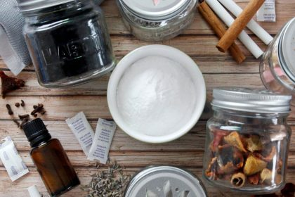 DIY homemade natural air fresheners