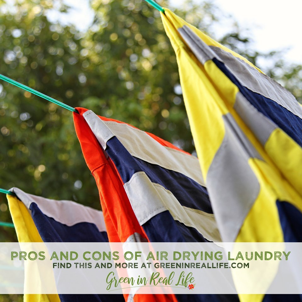 Advantages and Disadvantages of Air Drying Laundry