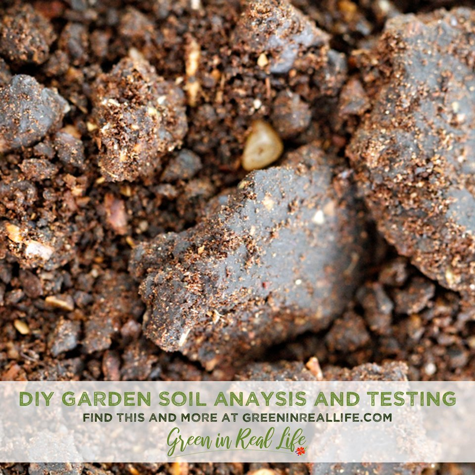 Simple DIY Garden Soil Analysis and Testing