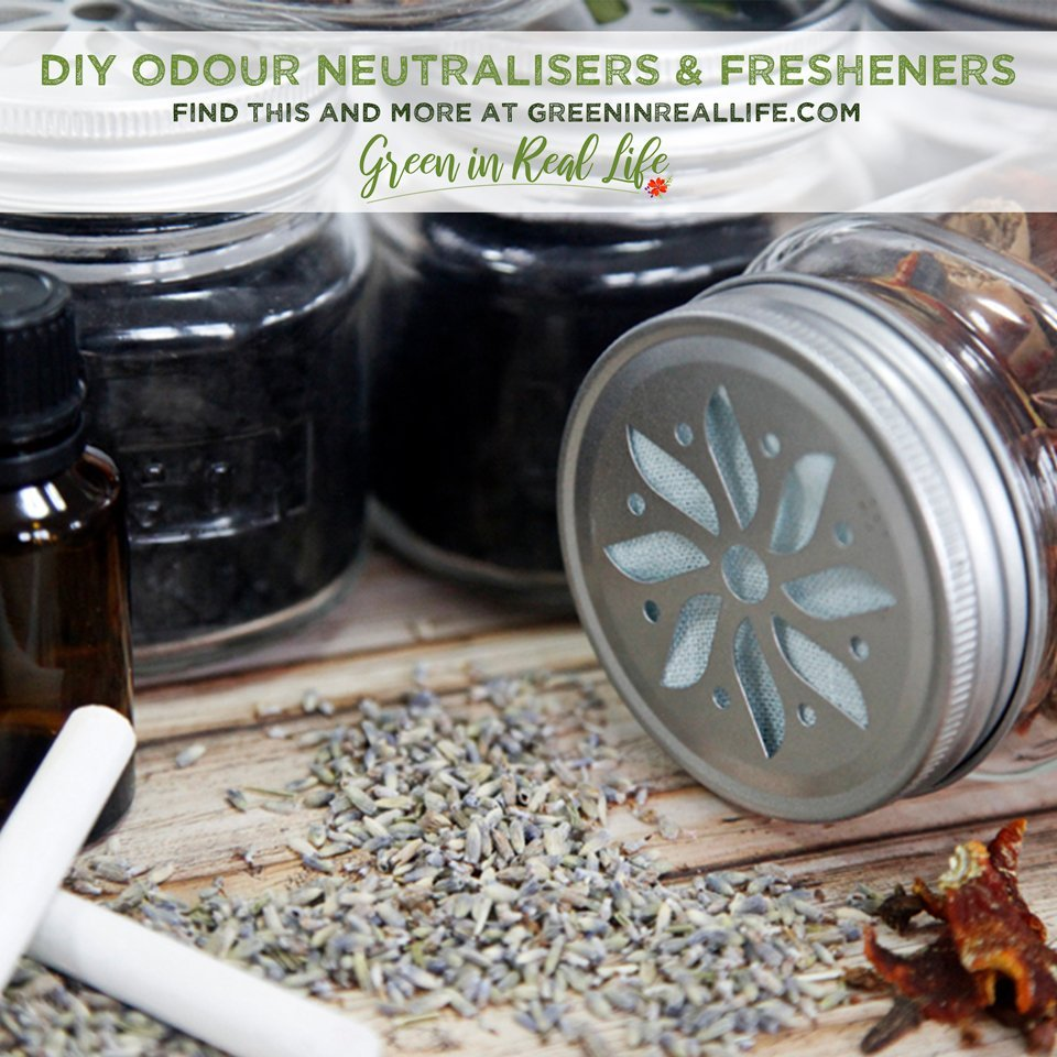 DIY Odour Neutralisers and Air Fresheners