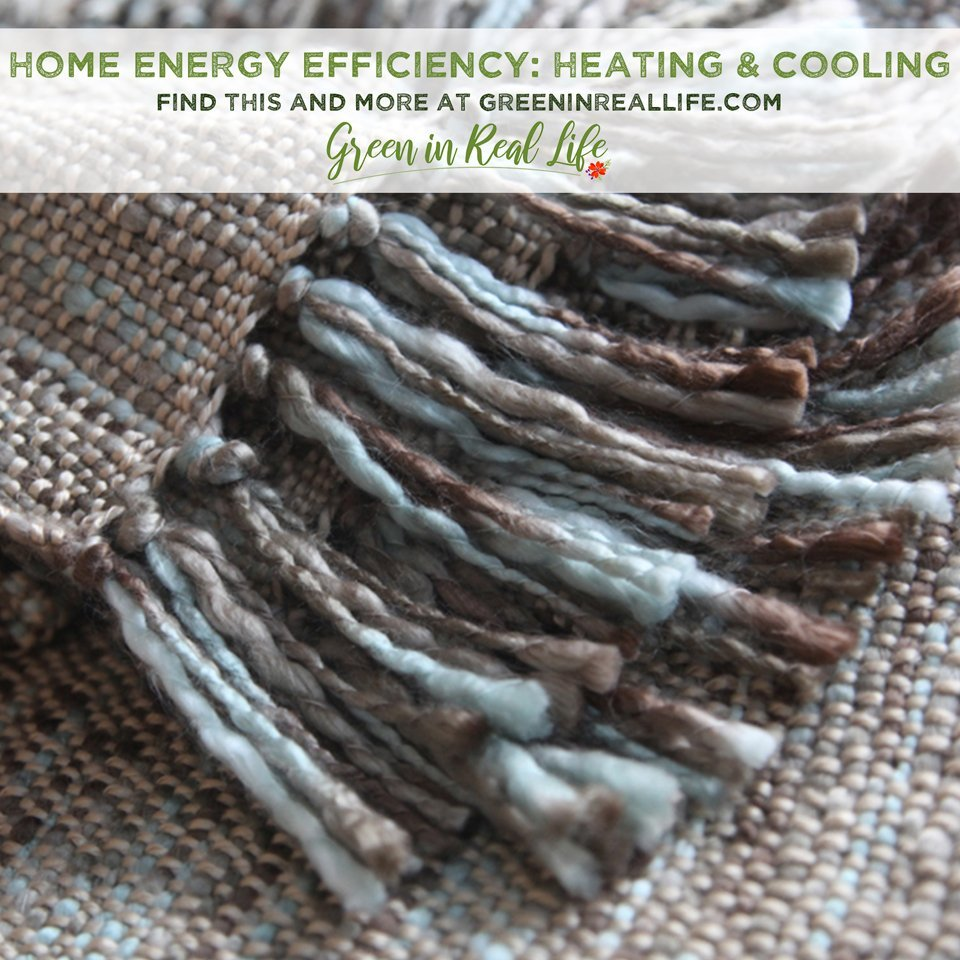 Improving Home Heating and Cooling Energy Efficiency