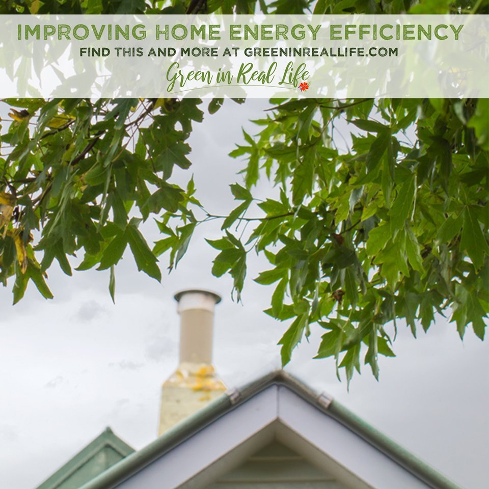 Improving Energy Efficiency in Your Current Home