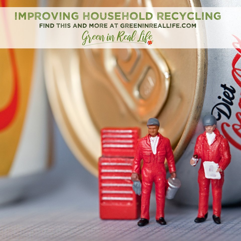 Ideas for Improving Household Recycling