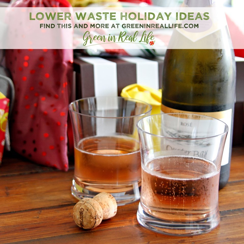 Merry (Green) Christmas! Lower Waste Holiday Ideas