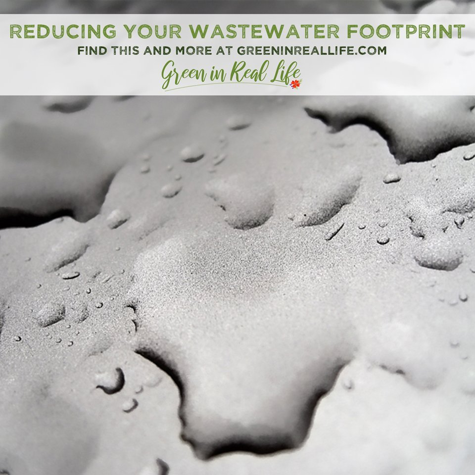 Understanding and Reducing Your Wastewater Footprint